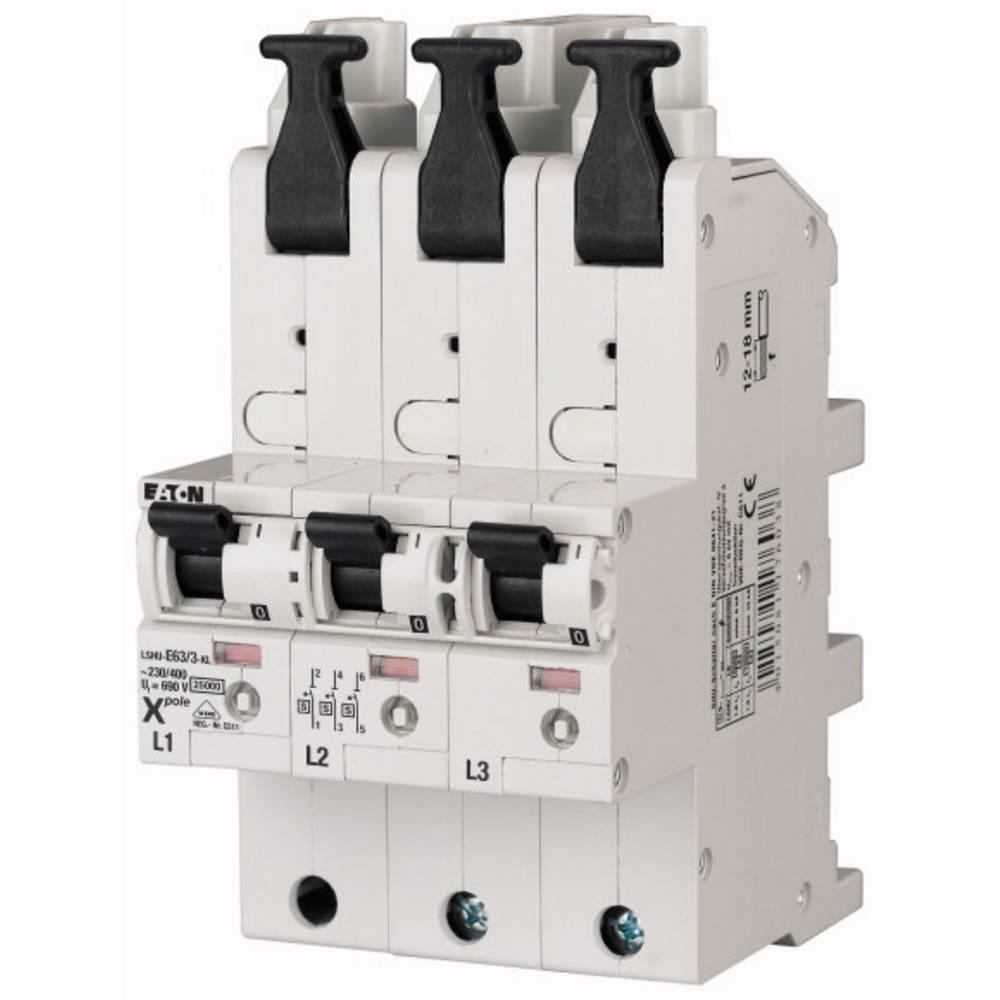 Eaton Disjoncteur de ligne principale Eaton LSHU-E63/3-KL 119718 63 A 230 V, 400 V 1 pc(s)