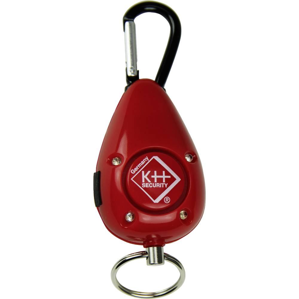 kh-security Alarme de poche avec LED kh-security 100189