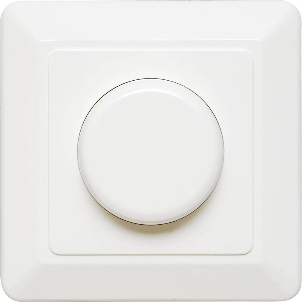 Ehmann Variateur encastré Ehmann 4660c0800 blanc