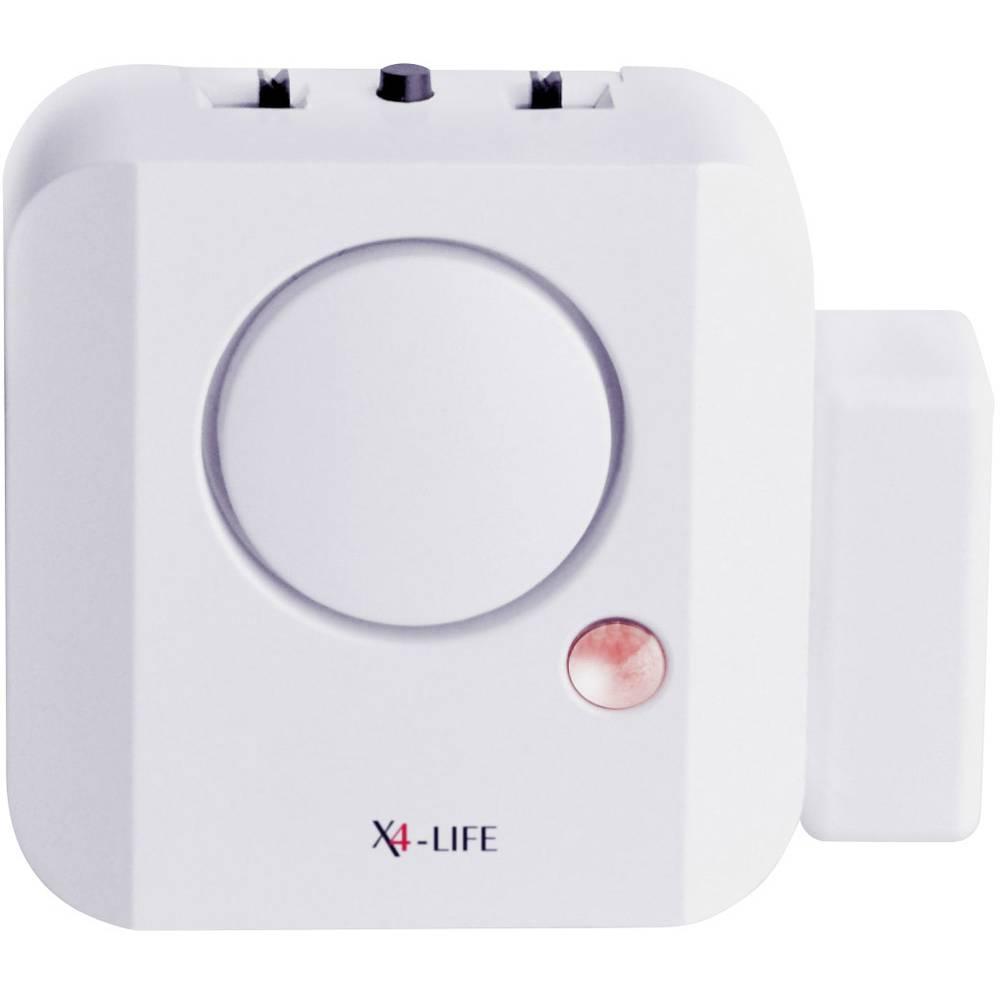 X4-LIFE Alarme pour porte / fenêtre X4-LIFE 701565 110 dB 1 pc(s)