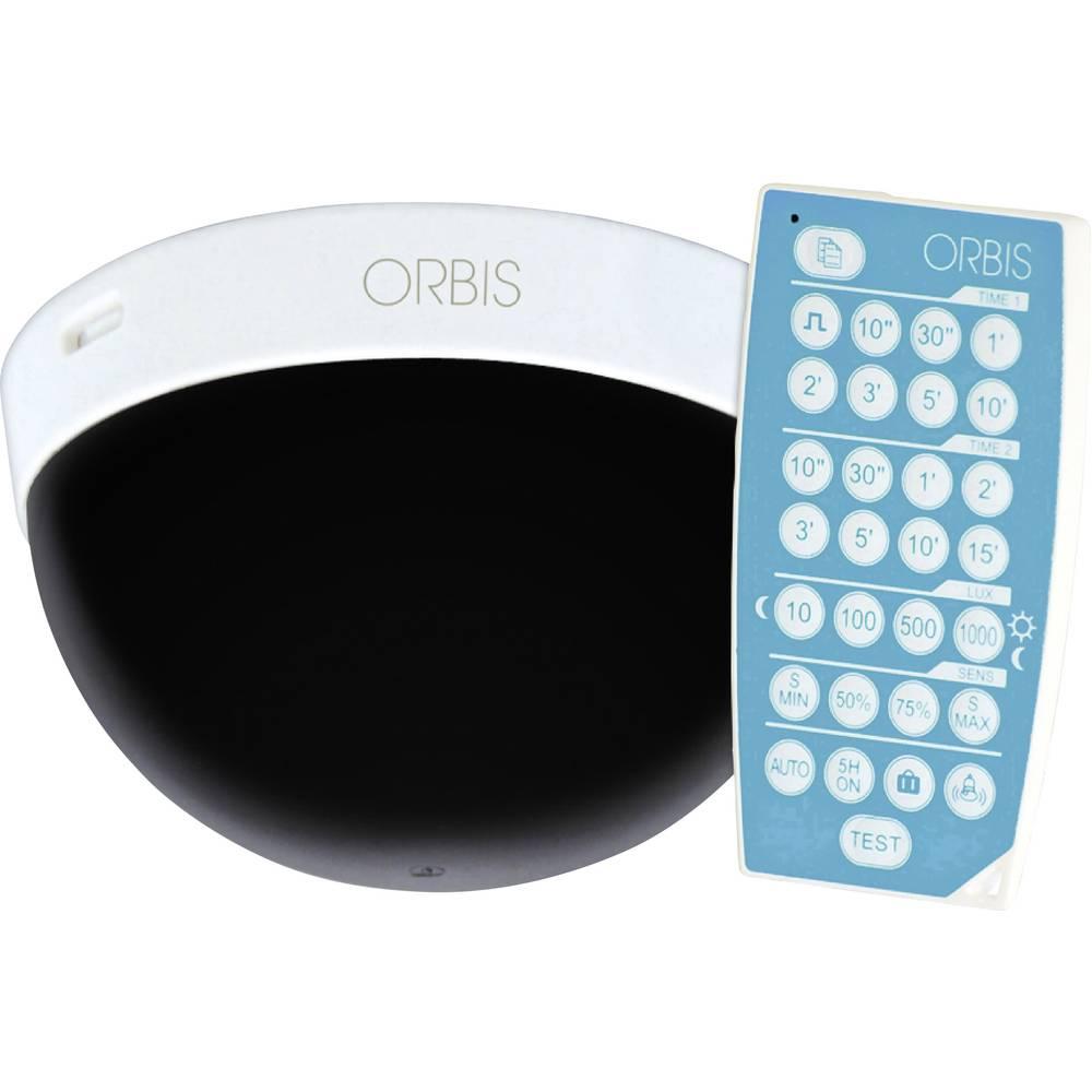 ORBIS Zeitschalttechnik Détecteur de mouvements ORBIS Zeitschalttechnik MOVICAM CR OB135912 montage apparent (en saillie), plafond 360 ° blanc IP20 1 pc(s)