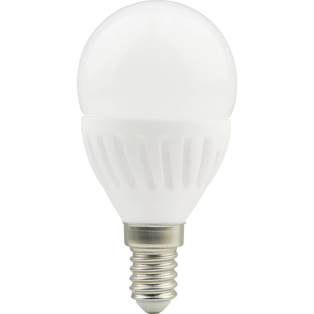 LightMe LED E14 LightMe LM85371 8 W = 60 W blanc chaud (Ø x L) 45 mm x 90 mm 1 pc(s)