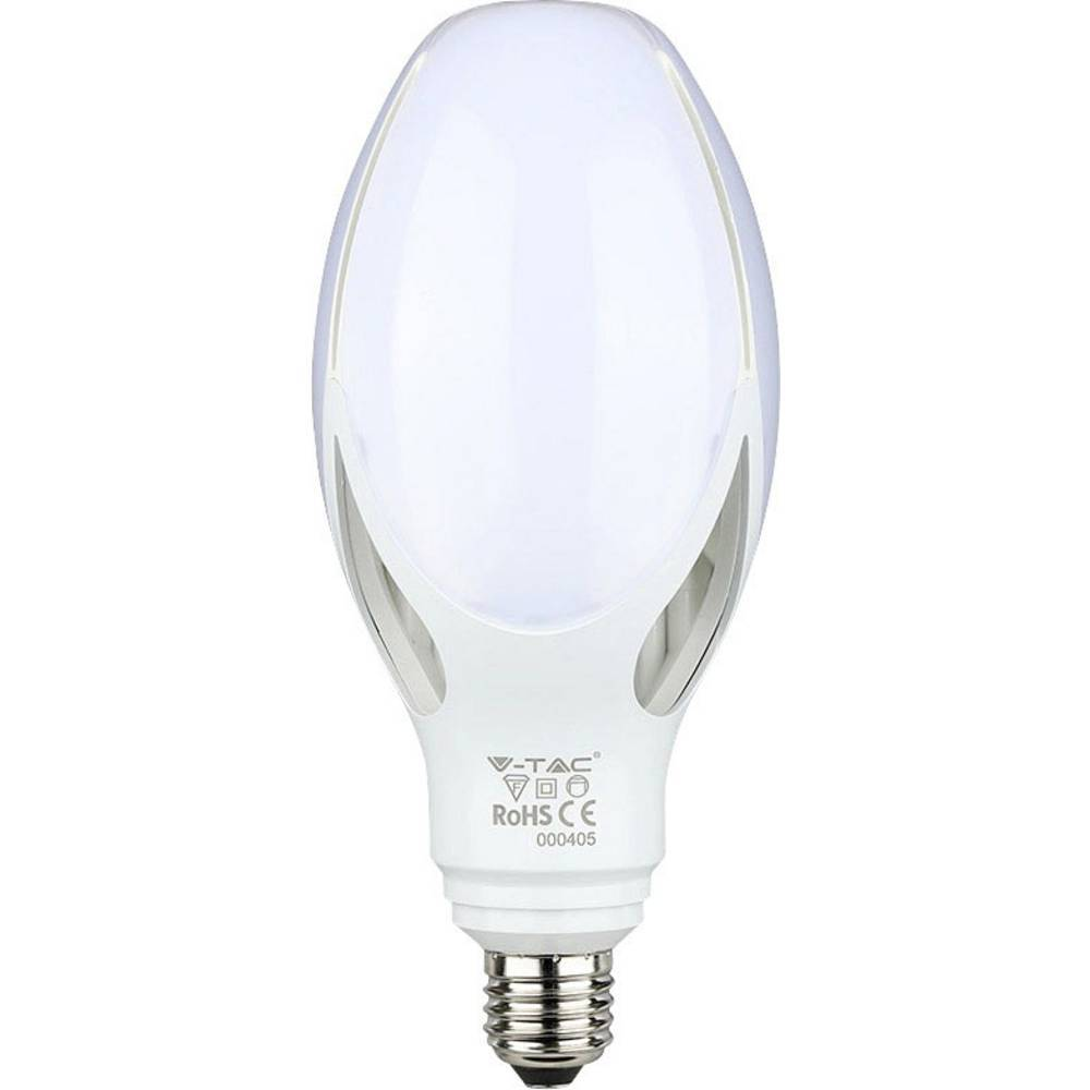 V-TAC LED E27 V-TAC VT-240 284 36 W = 250 W blanc naturel (Ø x L) 90 mm x 212 mm 1 pc(s)