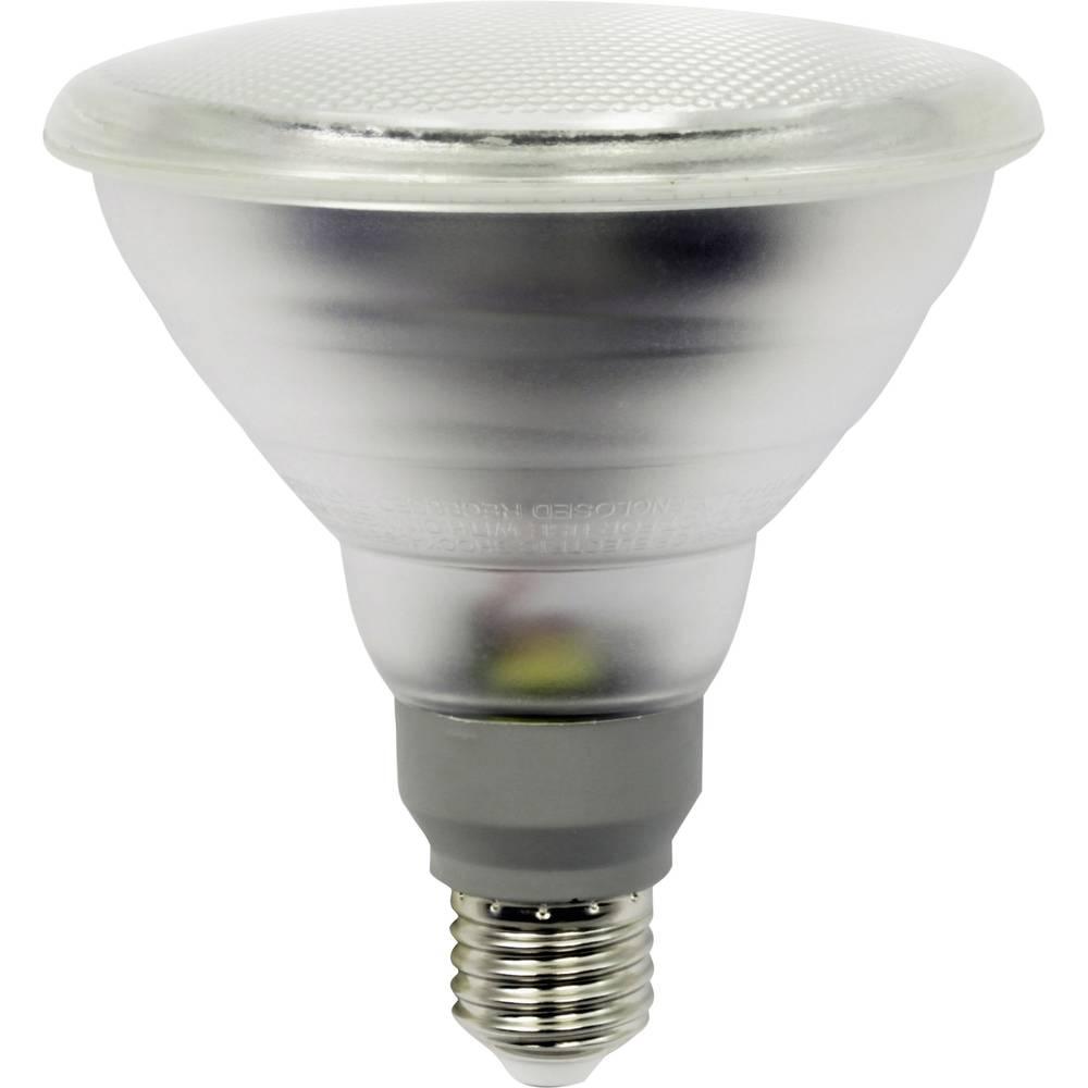LightMe LED E27 LightMe LM85123 12 W = 90 W blanc chaud (Ø x L) 122 mm x 138 mm 1 pc(s)
