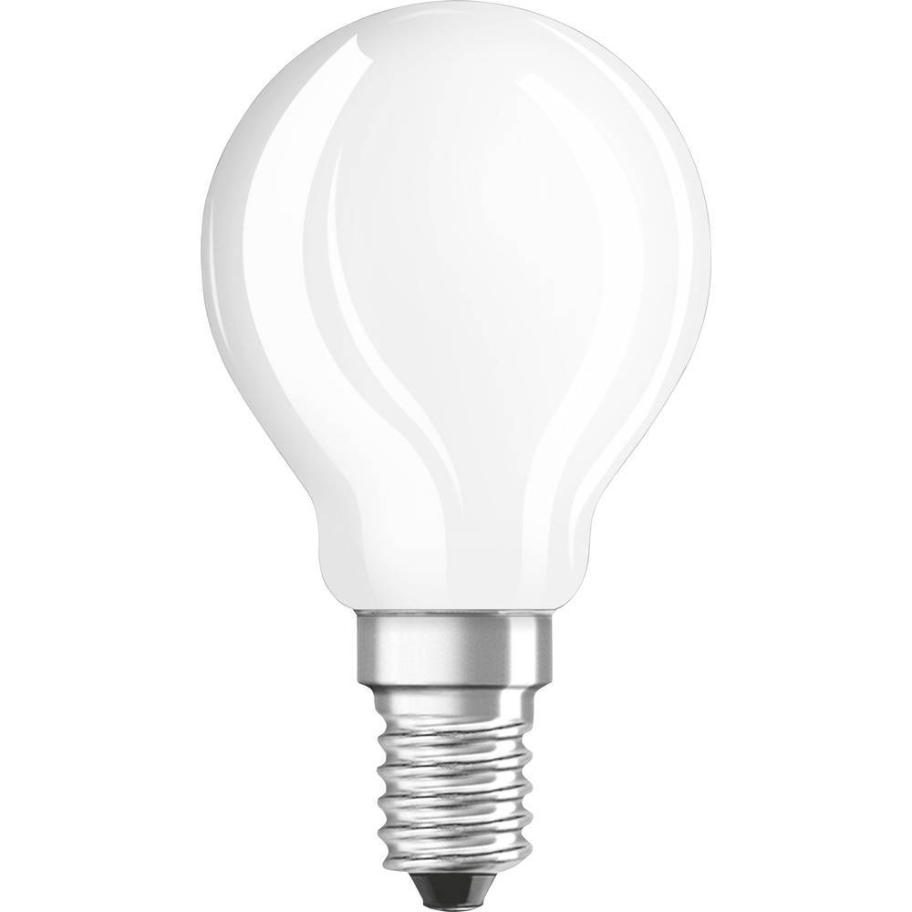 OSRAM LED E14 OSRAM 4058075810181 3.2 W = 25 W blanc chaud (Ø x L) 45 mm x 90 mm 1 pc(s)