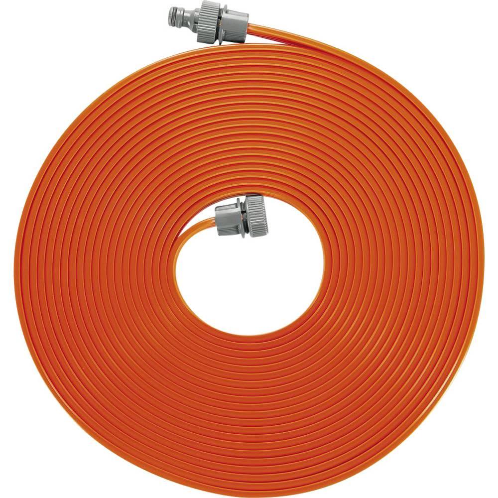 GARDENA Tuyau pour arroseur, orange, complet avec des armatures, longueur 7,5 m GARDENA 00995-20