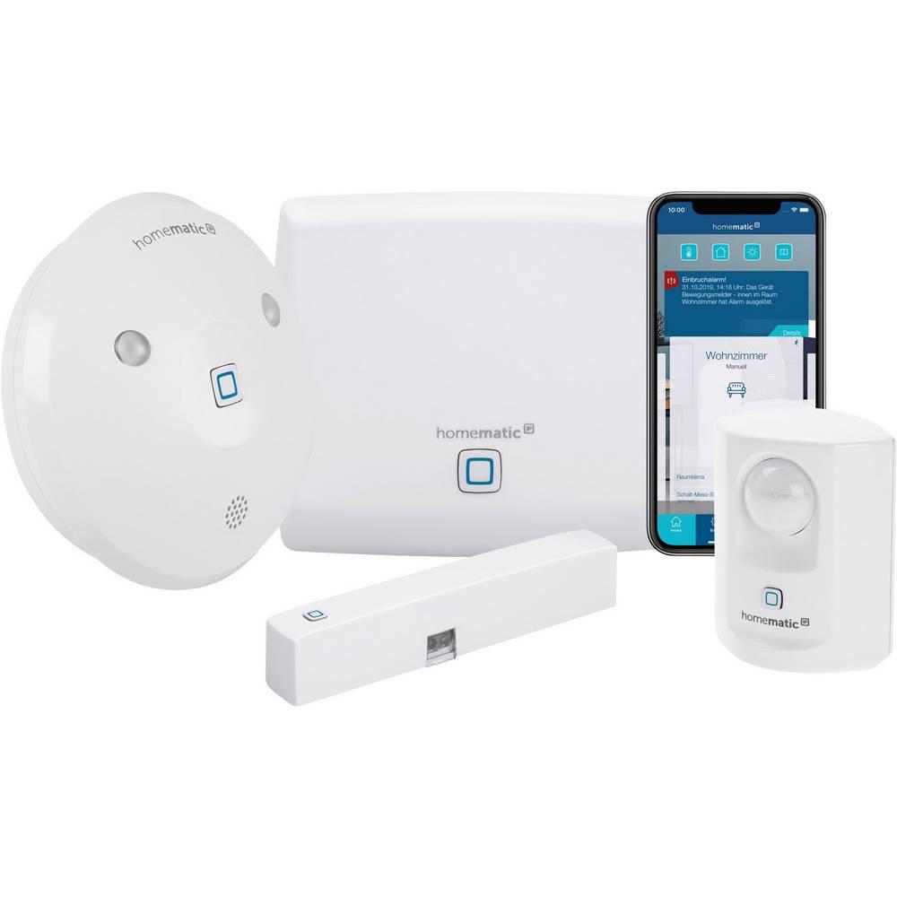 Homematic IP Kit de démarrage alarme HmIP-SK7