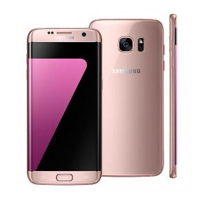 Samsung Galaxy S7 32 Go Or Rose - Publicité