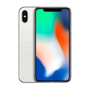 Apple iPhone X 64 Go Argent - Publicité