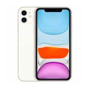 Apple iPhone 11 64 Go Blanc - Publicité