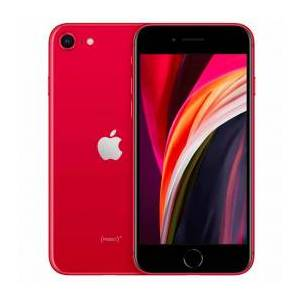 Apple iPhone SE 256 Giga Rouge - 2ème génération - Publicité