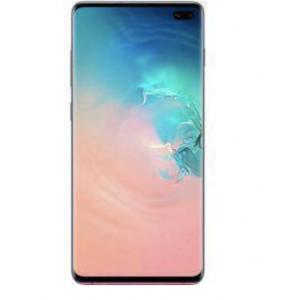 Samsung Galaxy S10 plus Blanc - Publicité