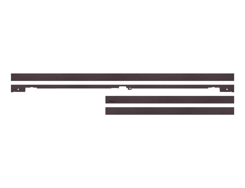 Samsung Cadre The Frame 49'' (2019), Couleur Noyer