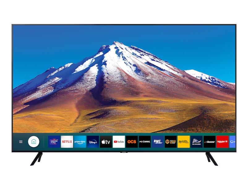 Samsung Crystal UHD 65TU7025, SMART TV