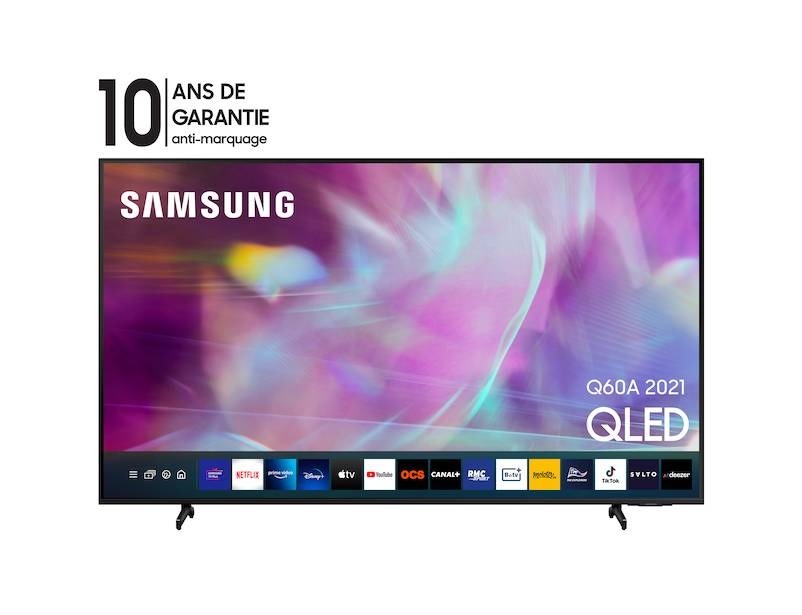 Samsung QLED 50Q60A 2021, SERIE 6