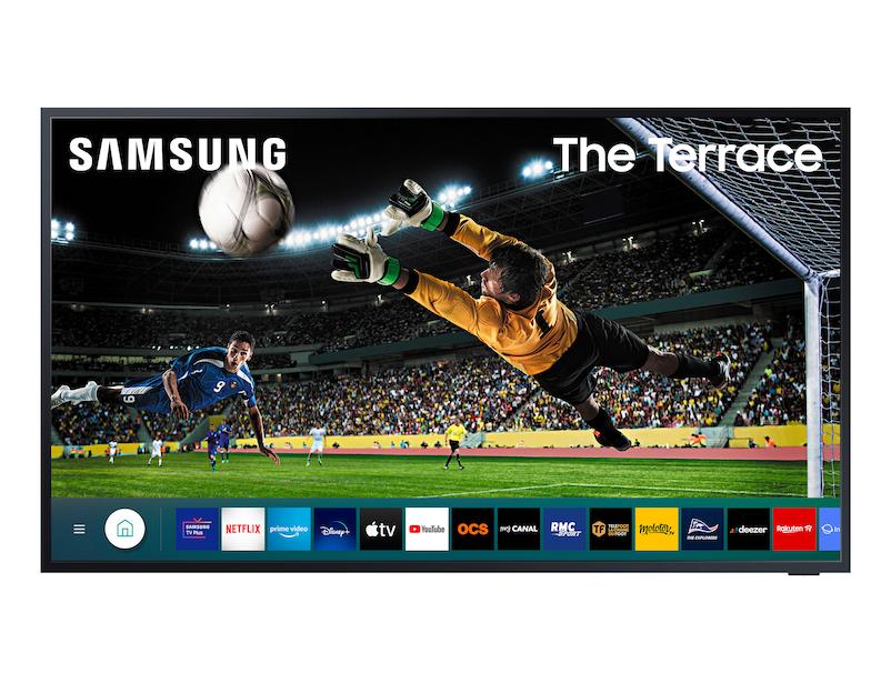 Samsung QLED d'extérieur The Terrace 75'' 2021