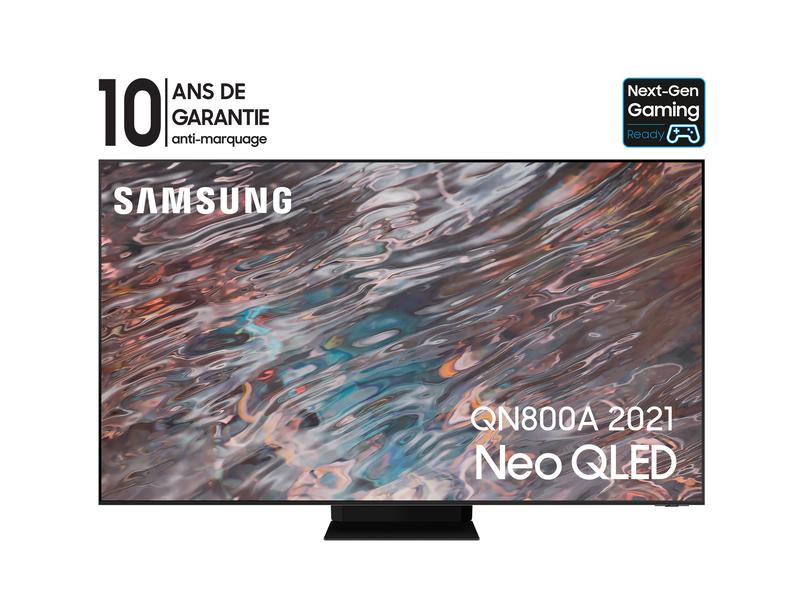 Samsung NEO QLED QN800A 2021, 8K, SERIE 8