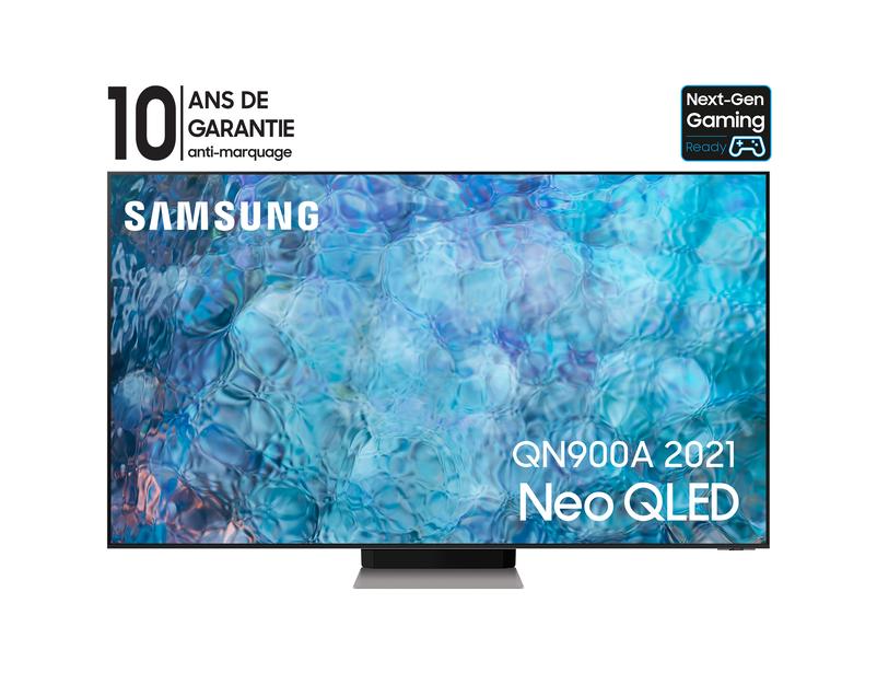 Samsung NEO QLED 85QN900A 2021, ECRAN INFINITY, 8K, SERIE 9