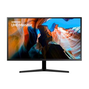 Samsung 32'' Écran PC UHD 4K - LU32J590UQRXEN - Publicité
