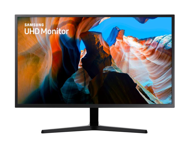 Samsung 32'' Écran PC UHD 4K - LU32J590UQRXEN