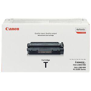 Canon Toner Canon D'origine T Noir Noir - Publicité