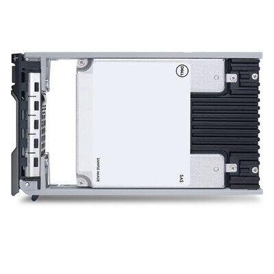 Dell 1.92To SSD SAS Lecture Intensive 12Gbit/s 512e 2.5pouces Enfichable à Chaud Disque PM5-R