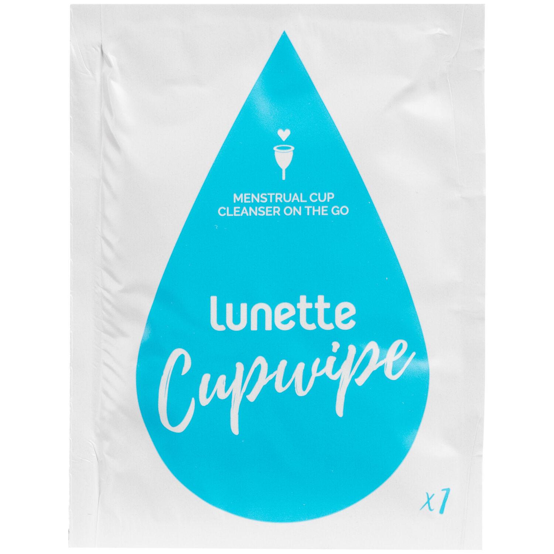 Lunette Lingettes pour Coupe Menstruelle