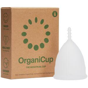 Spartacus OrganiCup Coupe menstruelle - Publicité