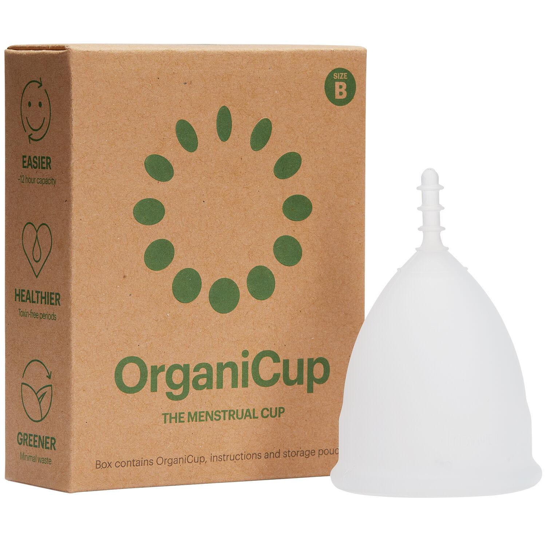 OrganiCup Coupe menstruelle
