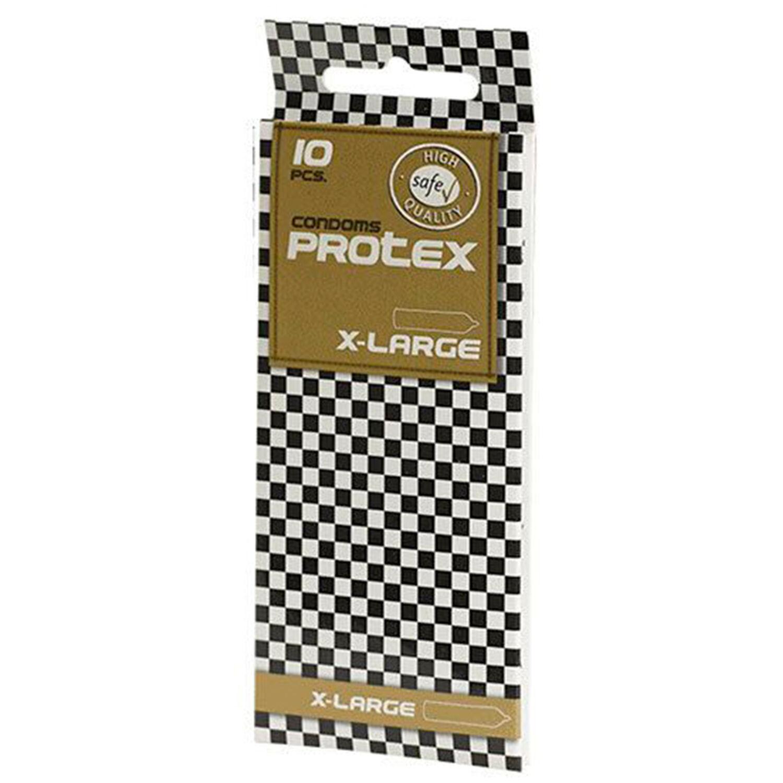 Protex Préservatifs X-Large 10 pièces
