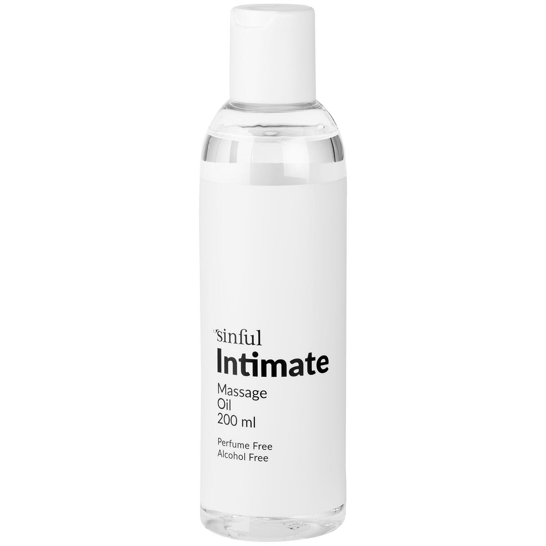 Sinful Huile de Massage Intime 200 ml
