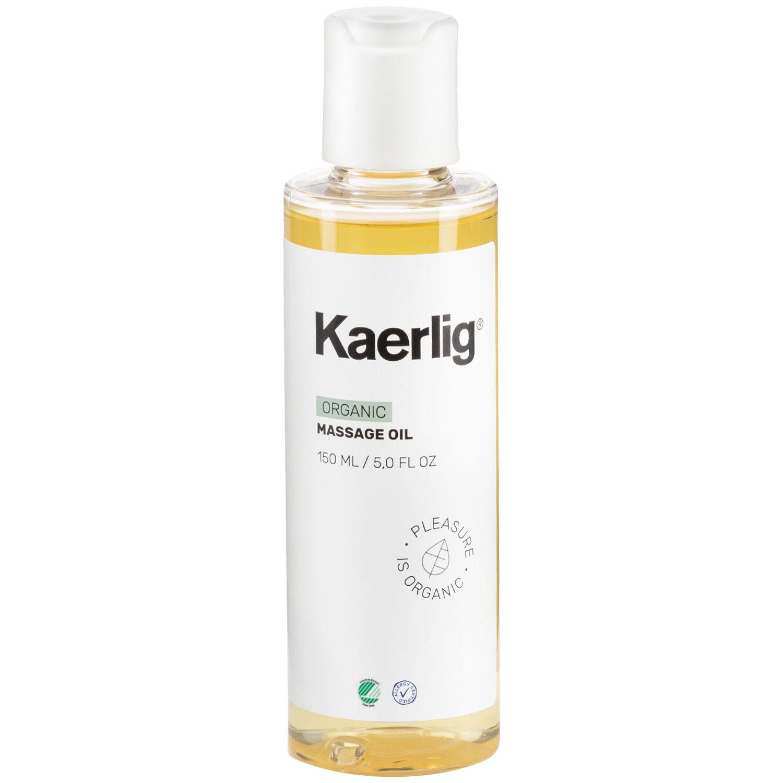Kaerlig Huile de Massage Bio 150 ml