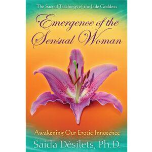 Jade Goddess L'émergence de la Femme Sensuelle, par Saida Desilets - Publicité