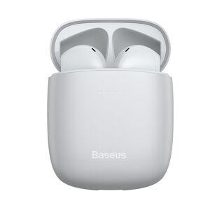 Baseus Ecouteurs sans fil Baseus Encok TWS W04, blanc - Publicité