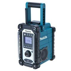 Makita Radio de chantier DMR 107 avec FM