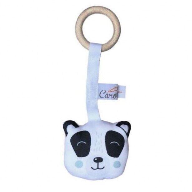 Carotte & Cie Anneau de Dentition Panda