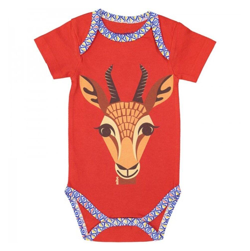 Coq en Pâte Body Gazelle en Coton Bio