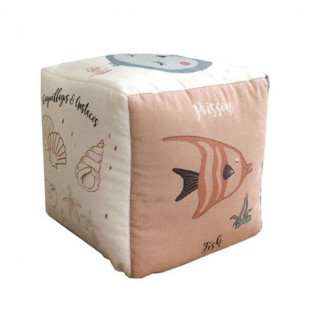Carotte & Cie Cube d'Éveil de la Mer