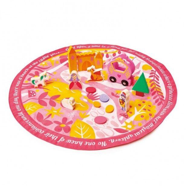 Tender Leaf Mini Tapis de Jeu & Figurines Princesses