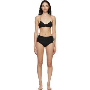 Oséree Bikini à taille haute noir Lumière - 36 - Publicité