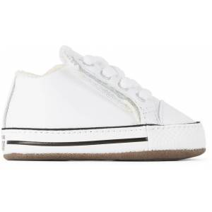 "Converse ""Converse Bébé   Baskets Easy-On Chuck Taylor All Star Cribster blanches"" - 3 - Publicité"