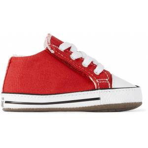 "Converse ""Converse Bébé   Baskets Easy-On Chuck Taylor All Star Cribster rouges"" - 4 - Publicité"