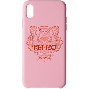 Kenzo Étui pour iPhone X+ rose et rouge Tiger - UNI - Publicité