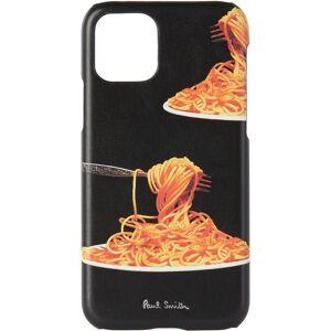 Paul Smith 50th Anniversary Étui pour iPhone 11 Pro noir Spaghetti - UNI - Publicité