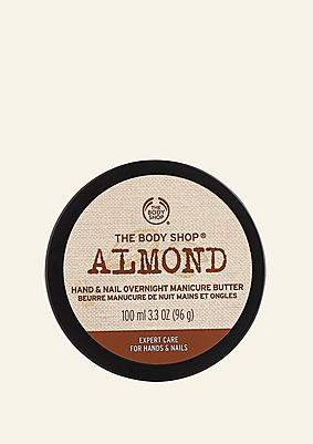 The Body Shop Beurre Mains & Ongles Amande 100 ML
