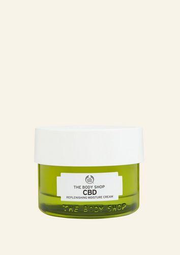 The Body Shop Crème Hydratante Régénérante Cbd 50 ML