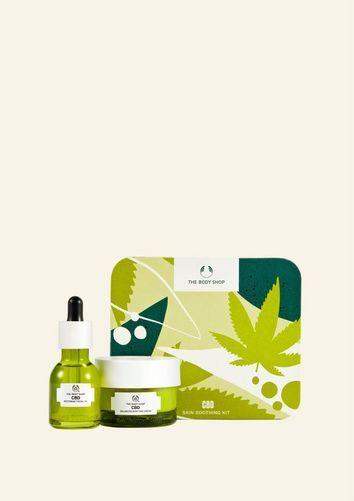 The Body Shop Coffret Cbd Apaisant 1 Article