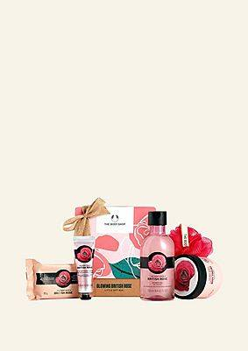 The Body Shop Petit Coffret British Rose Éclat 1 Article