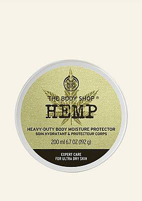 The Body Shop Beurre Corps Chanvre 200 ML