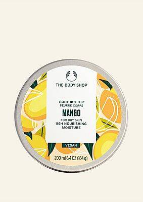 The Body Shop Beurre Corps Mangue 200 ML